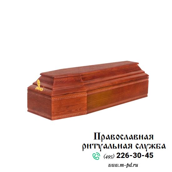 Гроб детский, 6-ти гранный