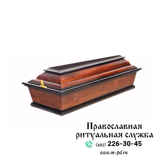 Гроб детский, 4-х гранный